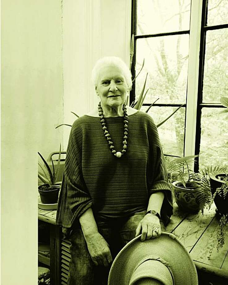 Noted author, Diana Athill Photo: © Jillian Edelstein