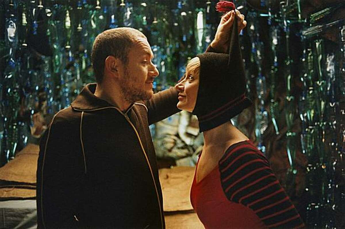 A scene from Jean-Pierre Jeunet's MICMACS, the Opening Night film at the 53rd San Francisco International Film Festival, April 22 - May 6, 2010.