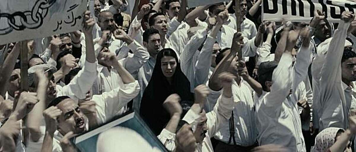 """The film """"Women Without Men,"""" which takes place furing Iran's 1953 CIA-backed coup d'etat, when four women find independence, solace and companionship in a garden."""