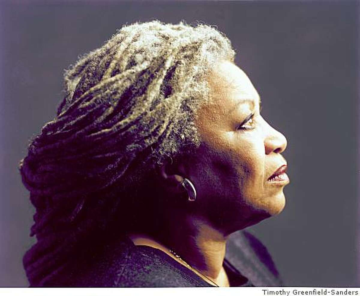 """Toni Morrison, author of """"A Mercy"""" / Credit: Timothy Greenfield-Sanders / FOR USE WITH BOOK REVIEW ONLY"""