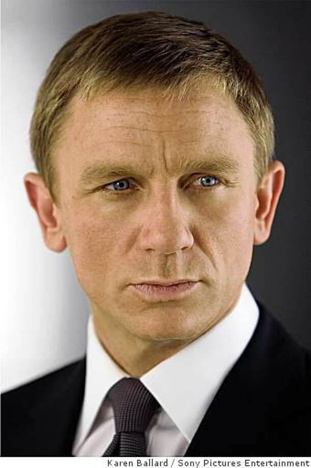"Daniel Craig as James Bond in ""Quantum of Solace."" (2008) Photo: Karen Ballard, Sony Pictures Entertainment"