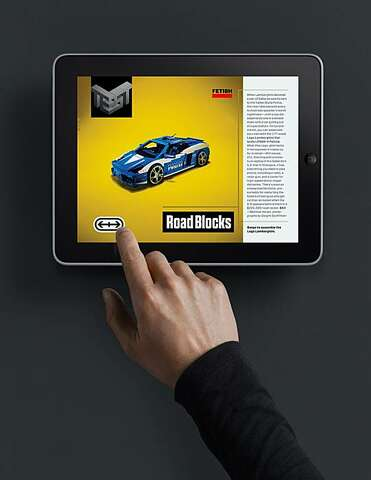 Magazines look to iPad for new life - SFGate