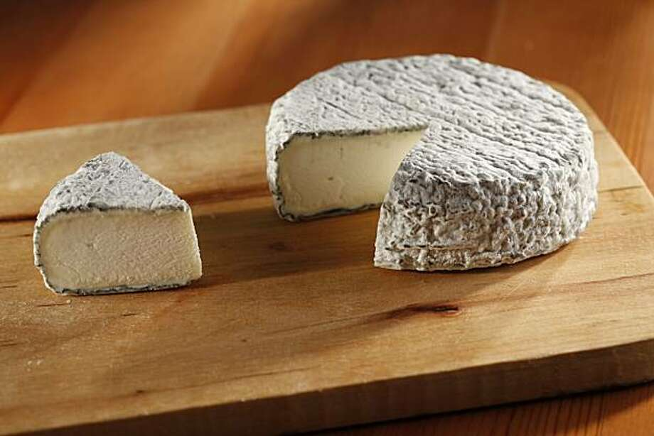 Selles-sur-Cher cheese in San Francisco, Calif., on May 26, 2010. Food styled by Katie Popoff. Photo: Craig Lee, Special To The Chronicle