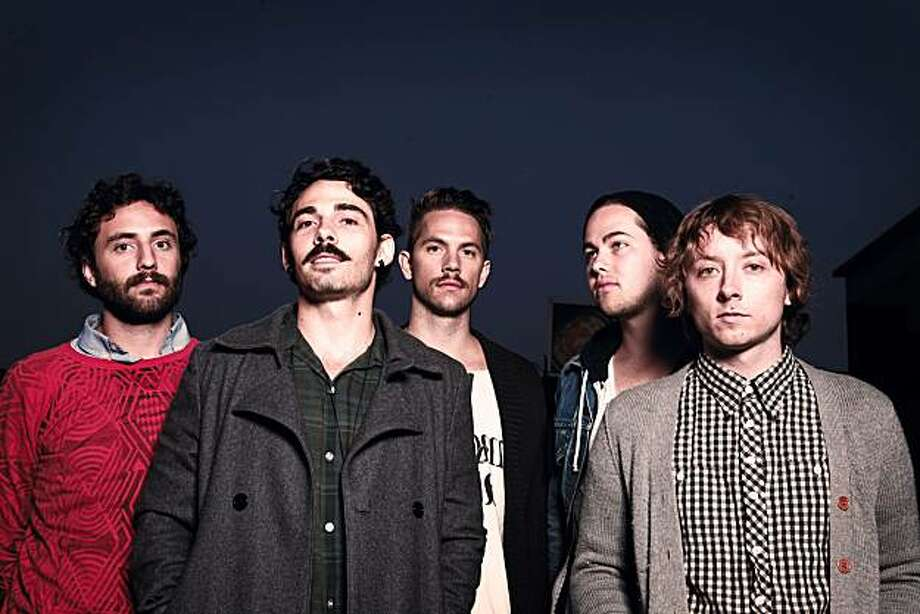 Local Natives Photo: Tell All Your Friends PR