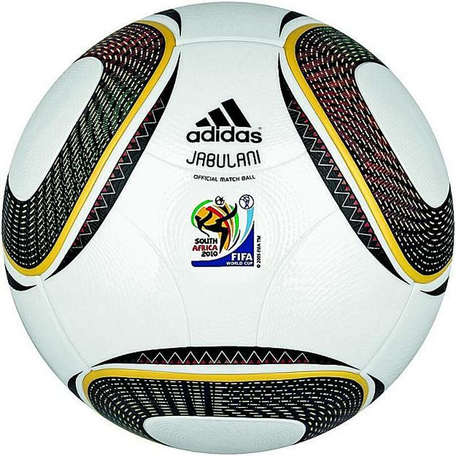 World Cup ball by Adidas. Photo: Adidas