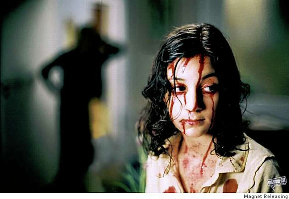 """Let the Right One In,"" a Swedish vampire movie. Photo: Magnet Releasing"