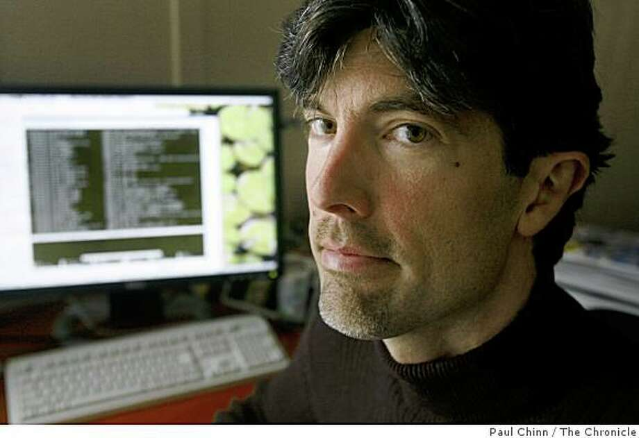 Jim Buckmaster, CEO of Craigslist.org, at the website's Sunset district offices in San Francisco, Calif. on Friday, May 19, 2006. PAUL CHINN/The Chronicle Photo: Paul Chinn, The Chronicle