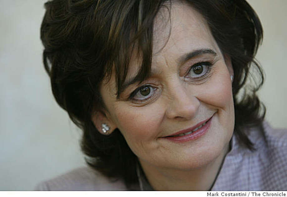 Cherie Blair is photographed in  in San Francisco, Calif. on Monday, October 21, 2008. Photo: Mark Costantini, The Chronicle