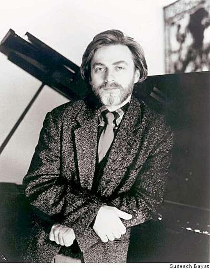 Polish pianist Krystian Zimerman Photo: Susesch Bayat