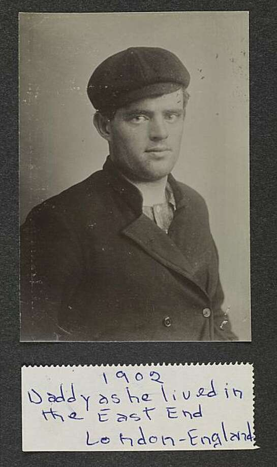 Jack London. ONE TIME USE ONLY Photo: The Huntington