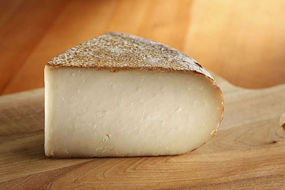 Andante Dairy Tomme Dolce cheese in San Francisco, Calif., on May 26, 2010. Food styled by Britt Billmaier. Photo: Craig Lee, Special To The Chronicle