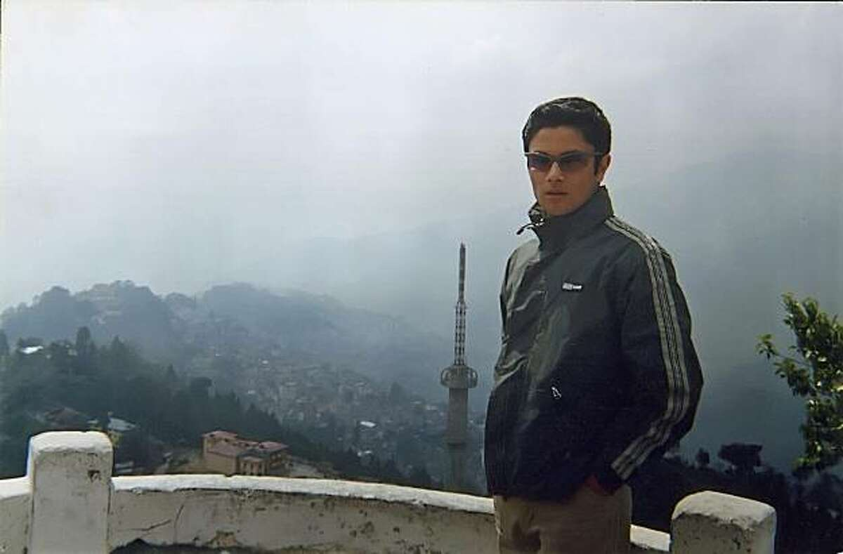 FILE-- This photo shows alleged con man Kaushal Niroula, who came to San Francisco on a student visa from Nepal and is now charged with crimes including murder.