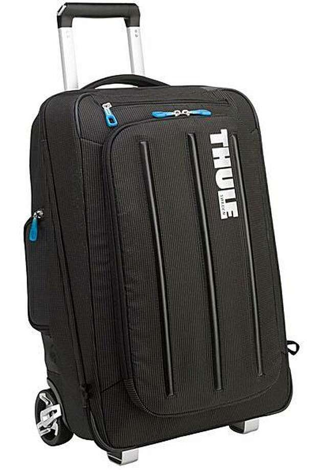 The Crossover 38 Liter Rolling Carry-On bag made by Swedish gear-maker Thule. Photo: Thule