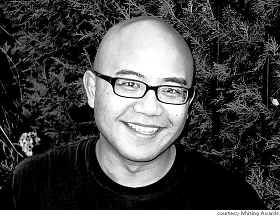 Lysley Tenorio, the San Francisco author who is one of ten winners of the 2008 Whiting Writers' Award. Photo: Courtesy Whiting Awards