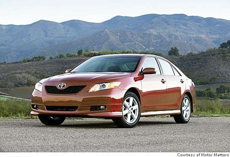 2009 Toyota Camry Photo: Courtesy Of Motor Matters