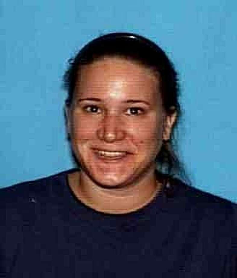 Christina Fletcher, suspected in the slaying of father, Paul Fletcher, in Martinez. Photo: Department Of Motor Vehicles