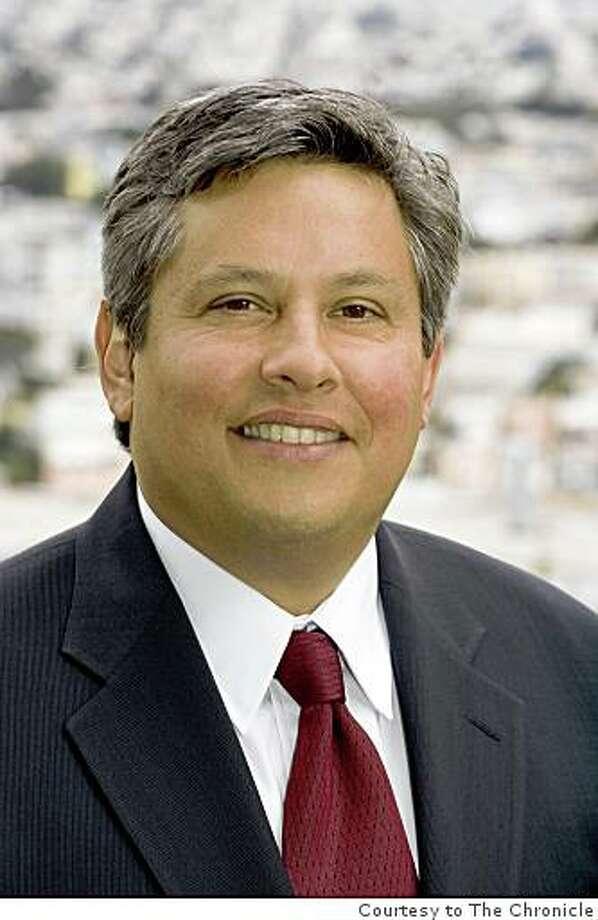 San Francisco Supervisor Gerardo Sandoval. Photo: Courtesy To The Chronicle