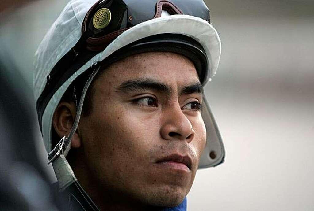 Martin Garcia (jockey) Jockey rises from Bay Area deli to Preakness win SFGate