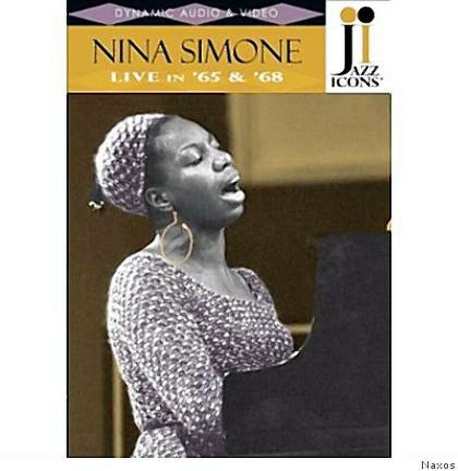 Singer Nina Simone Photo: Naxos