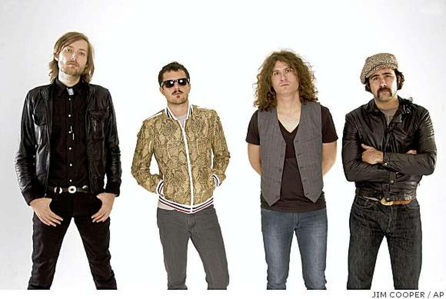 The Killers Photo: JIM COOPER, AP