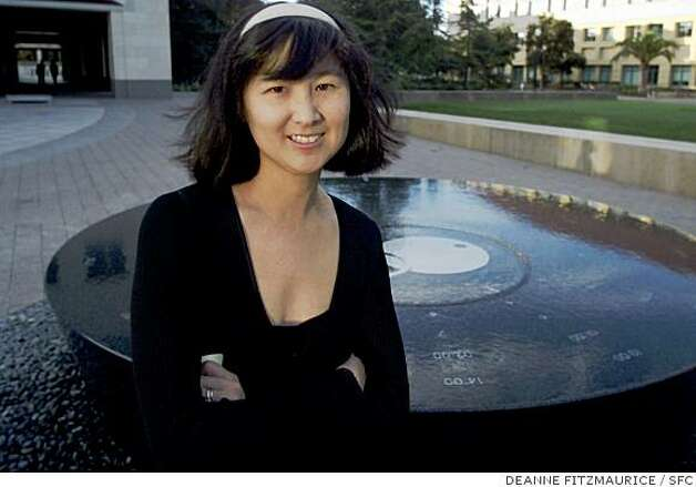 Maya Lin Photo: DEANNE FITZMAURICE, SFC