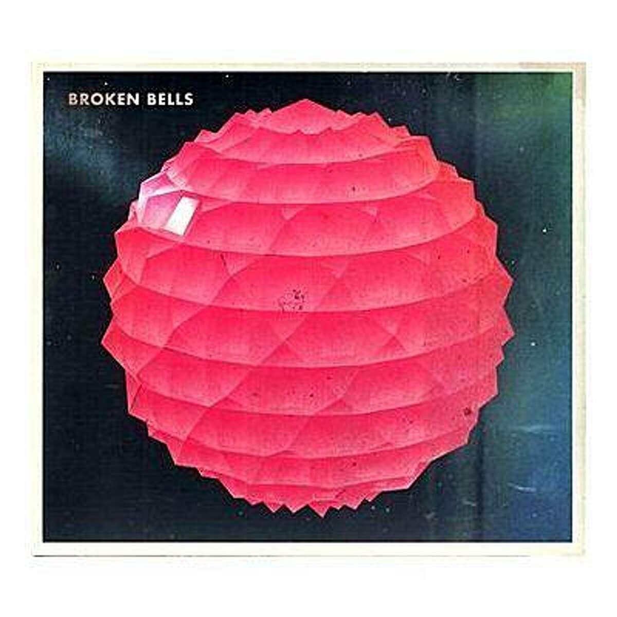 Broken Bells CD cover