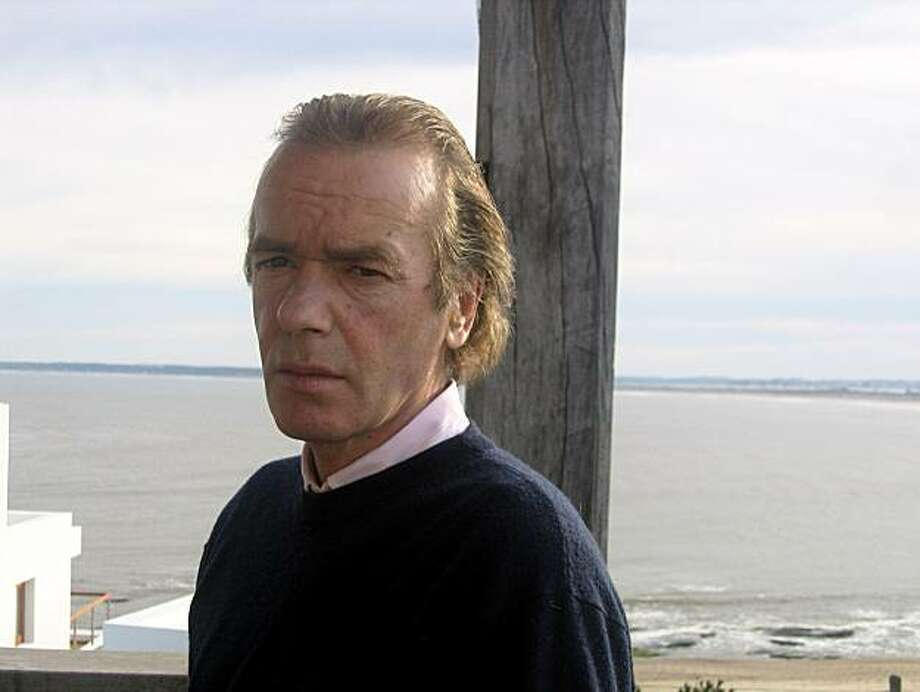 "martin amis, author of the new book, ""the pregnant widow"" Photo: Isabel Fonseca"