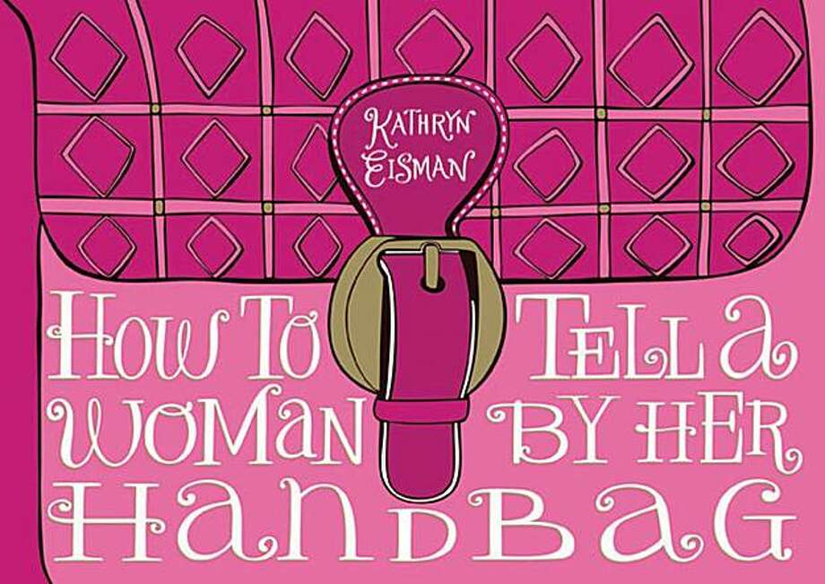 """Book cover for """"How to tell a woman by her handbag"""" Photo: Handout"""