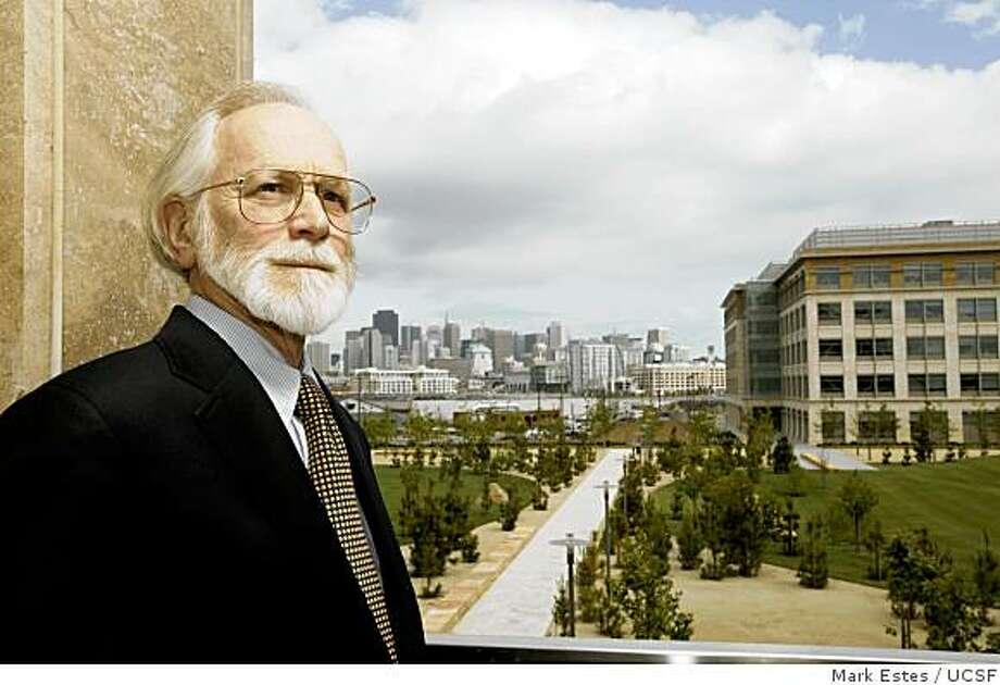 Chancellor Michael Bishop, MD Photo: Mark Estes, UCSF