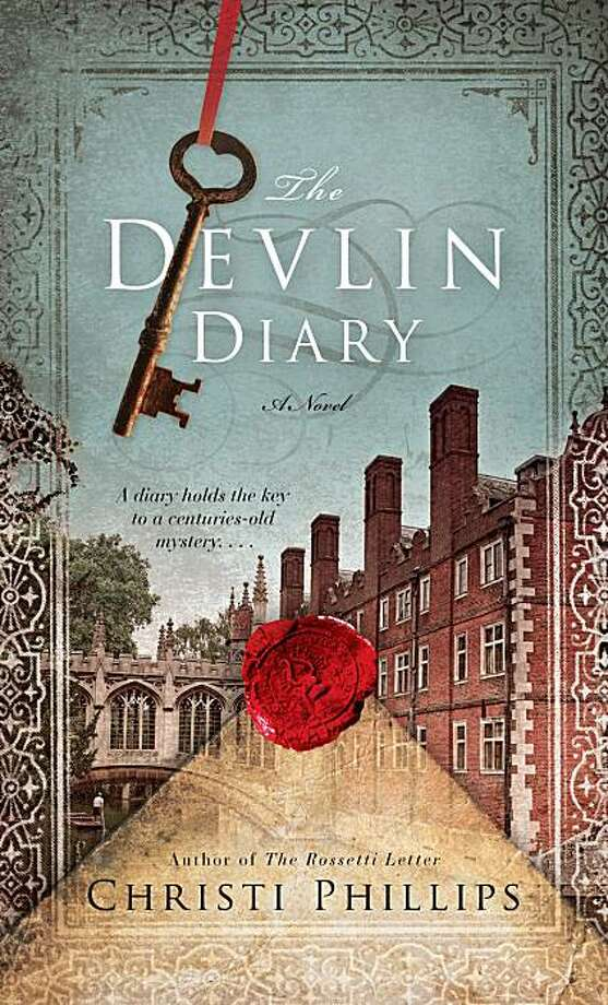 """Devlin Diary"" by Christi Phillips Photo: Handout"