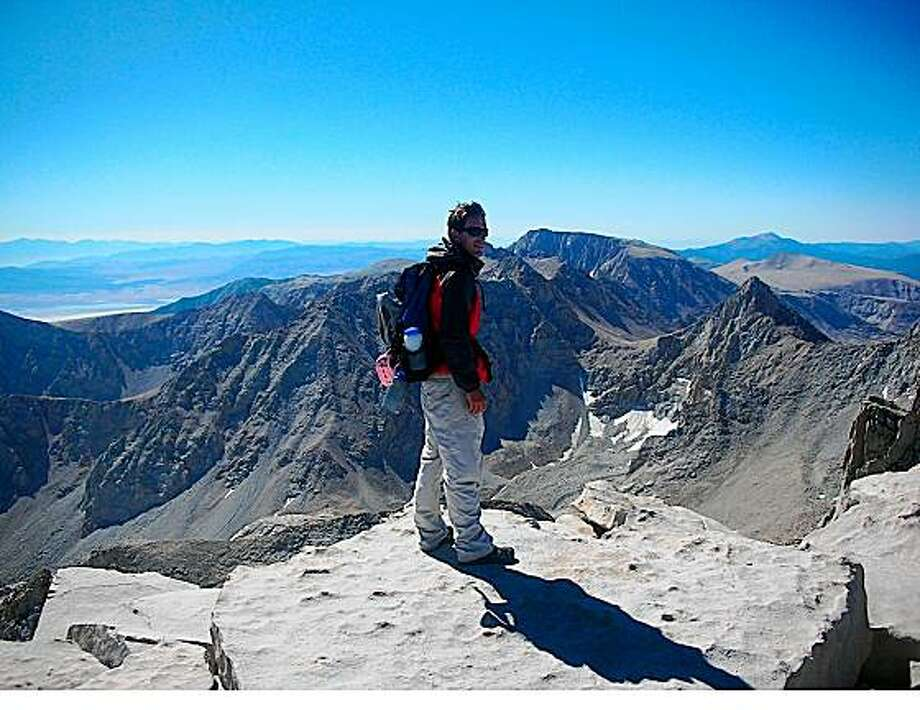 TRAVEL JUSTBACK -- Matt Wagner, San FranciscoEmail: mattywags@gmail.comDaytime phone number: 415.461.1010Just back from: Mt Whitney, Southern CalforniaI went because: The highest elevation in the continental (contiguous) US.  (Yes it is higher than Colorado's Peaks)Don't miss: Lone Pine Lake.  It has Granite Sand Beaches that are reminiscent of a Mars Landscape(but white).Don't bother: Stopping at Mirror Lake.  Great fishing, but there are more beautiful spots along the trail.Coolest souvenir: Bear teeth marks in my pack.  He dragged it fifty yards before i hit him with enough rocks to make him drop it!Worth a splurge: Get a CamelBack or similar water holder to avoid stopping for sips.  Poles are easy on the knees for the hike down!I wish I'd packed: Warmer Gear.  Although it was August, camping at 12,000' is still camping at 12,000'.Other comments: It is doable in a day with a 3.30am start, but i recommend camping right before the switchbacks and going late summer.Details of attached photo (if sent): Matty Wagner on top of Mt. Whitney.8/9/08 in , .mount_whitney.jpg