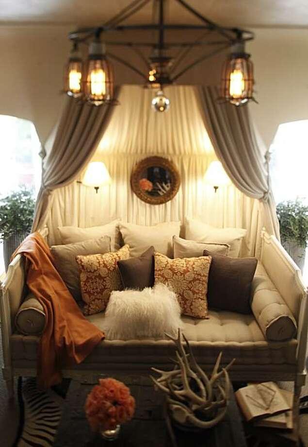 San Francisco Decorator Showcase 2013 Master Sitting: Relaxation Popular Theme At Decorator Showcase