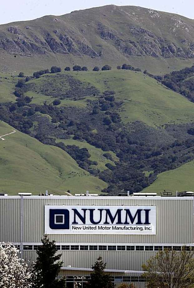 The New United Motor Manufacturing Incorporated plant, on Friday Mar. 26, 2010 in Fremont, Calif. The NUMMI plant is scheduled to cease operations and shut down on April 1. Photo: Michael Macor, The Chronicle