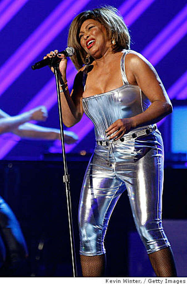 Tina Turner Photo: Kevin Winter,, Getty Images