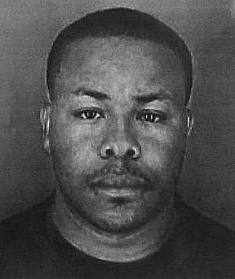 Mugshot of suspect Reginald Robinson. Photo courtesy San Ramon Police Department Photo: M