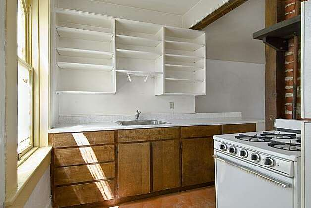 San francisco landmark home for sale sfgate for Separate kitchen units