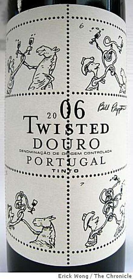 2006 Niepoort Twisted Douro Red Wine Photo: Erick Wong, The Chronicle