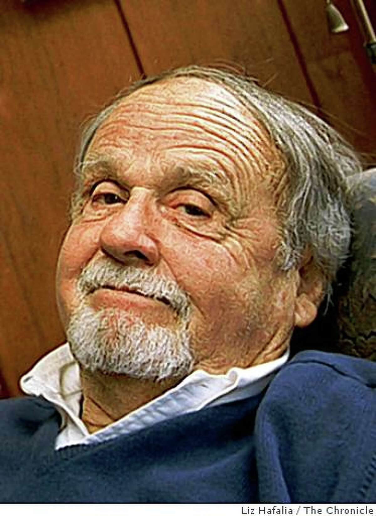 Author Oakley Hall