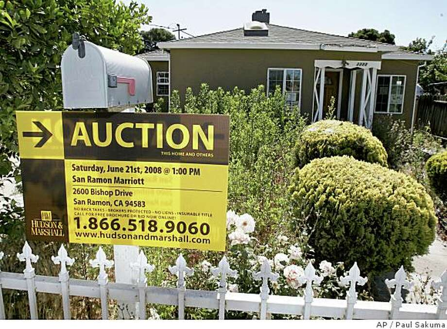 most foreclosures in at least 20 years sfgate