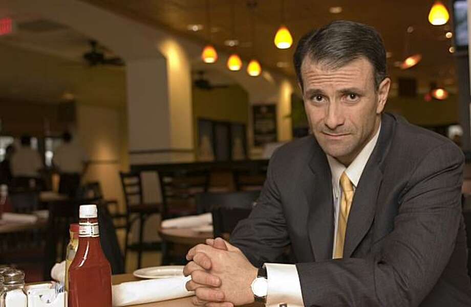 "Jack Abramoff in the documentary ""Casino Jack and the United States of Money."" Photo: Richard A. Bloom, Magnolia Pictures"