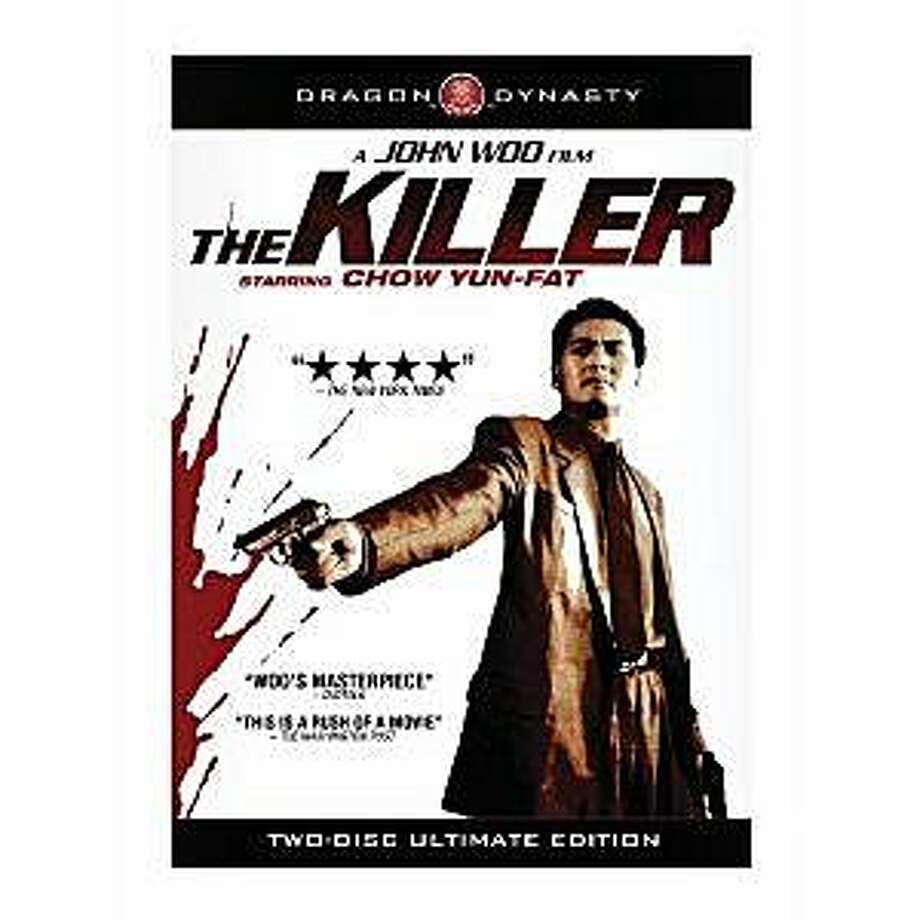 dvd cover THE KILLER Photo: Amazon.com