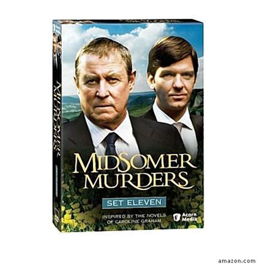 dvd cover MIDSOMER MURDERS: SET 11 Photo: Amazon.com