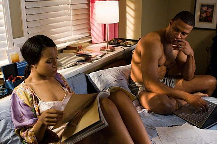 "Kerry Washington and David Ramsey in ""Mother and Child."" Photo: Ralph Nelson, Sony Pictures Classics"