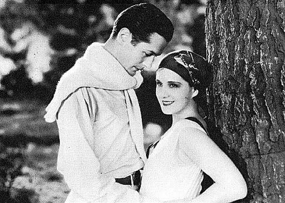"""Robert Montgomery and norma Shearer in """"Their Own Desire."""" Photo: Mgm 1929"""