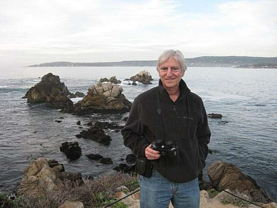 "David Helvarg author of ""Saved by the Sea"" Photo: Scott Fielder"