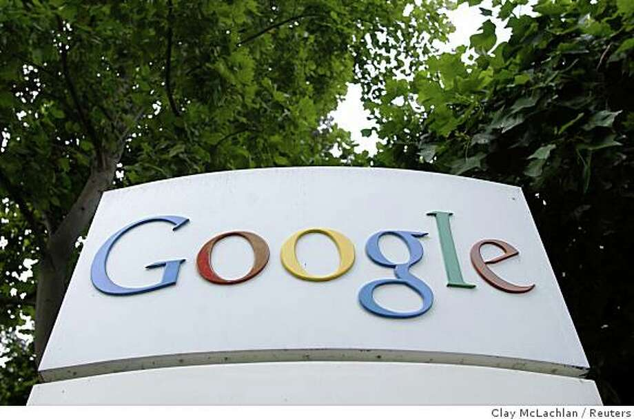 Google is readying the release of its Android mobile phone operating system. Photo: Clay McLachlan, Reuters