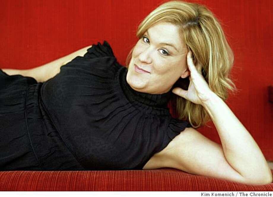 British mezzo-soprano Alice Coote Photo: Kim Komenich, The Chronicle