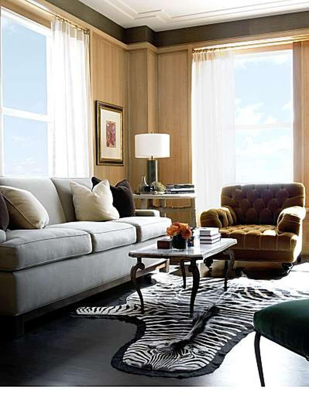 Room designed by Nate Berkus.