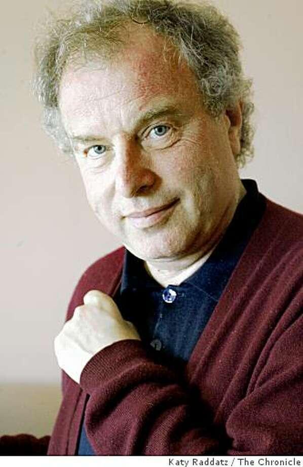 Andras Schiff, pianist Photo: Katy Raddatz, The Chronicle
