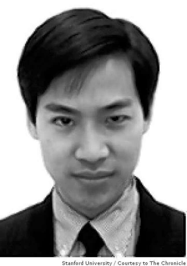 Viet Nguyen Photo: Stanford University, Courtesy To The Chronicle